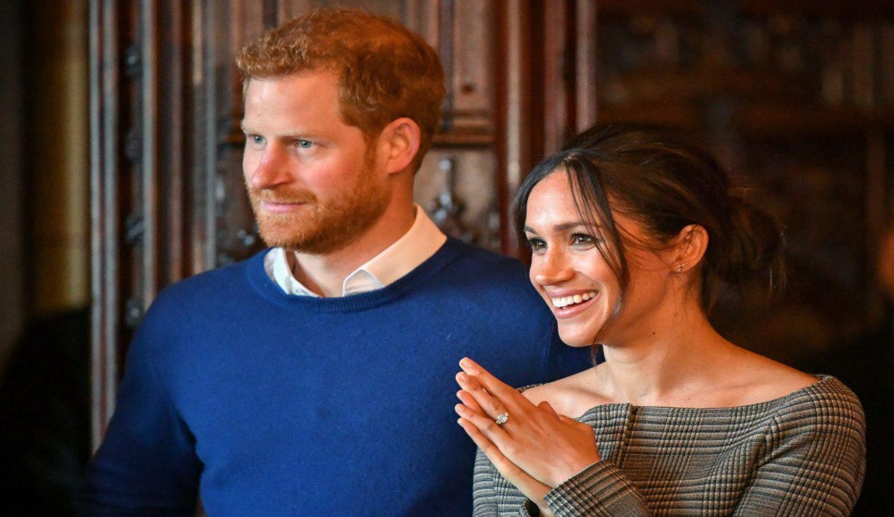 Principe Harry e Meghan markle-Meteoweek.com