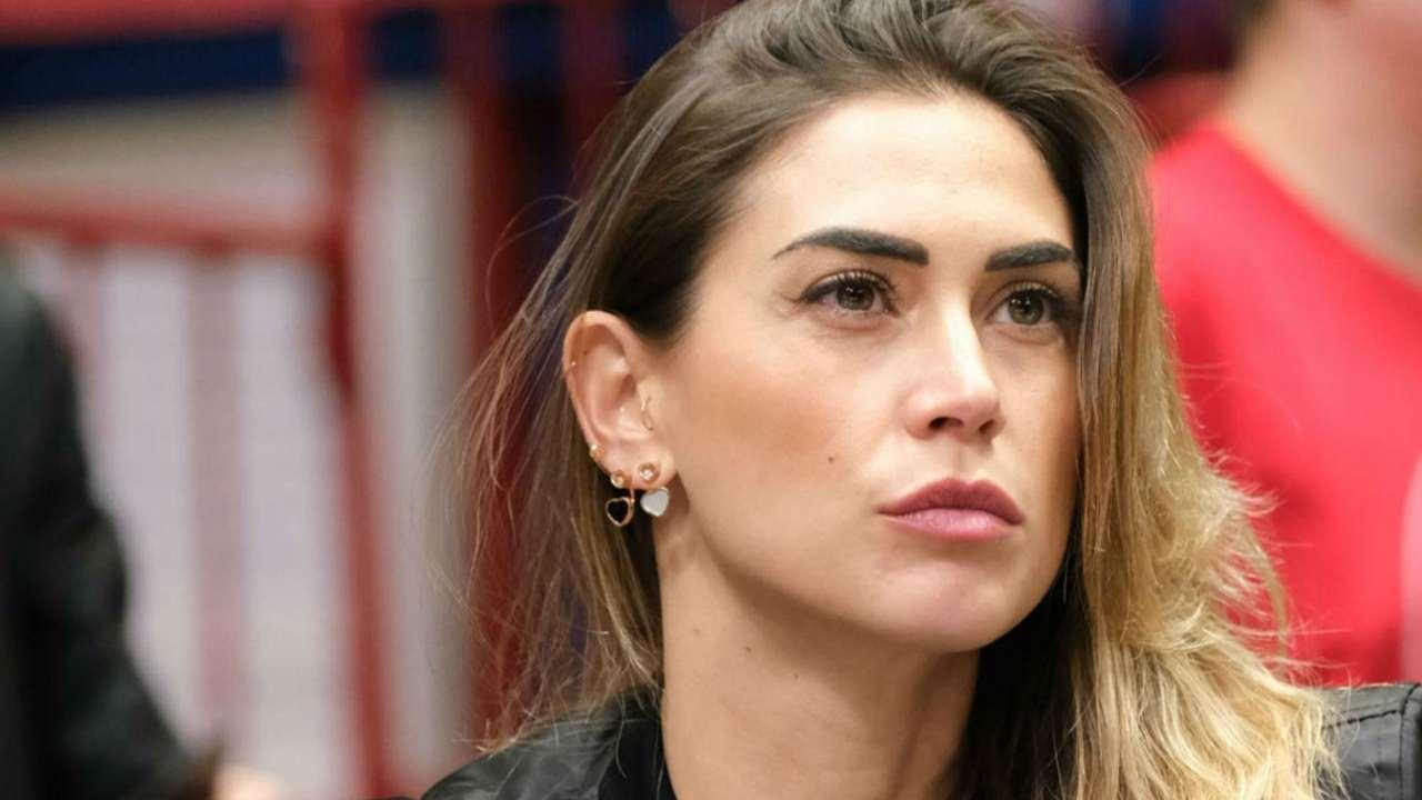 Melissa Satta provata dalla quarantena - meteoweek