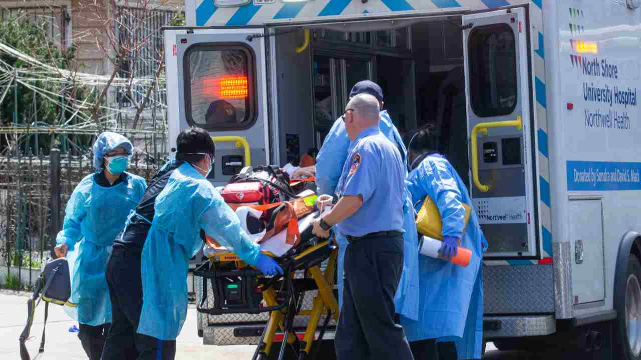 Emergenza Coronavirus, nello Stato di  New York più casi che