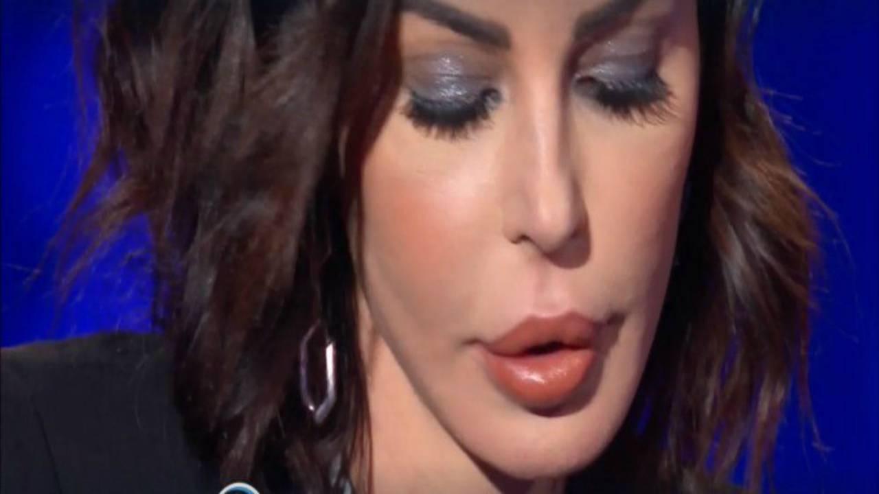 Nina Moric bomba dopo la rottura con Favoloso: lo scatto moz