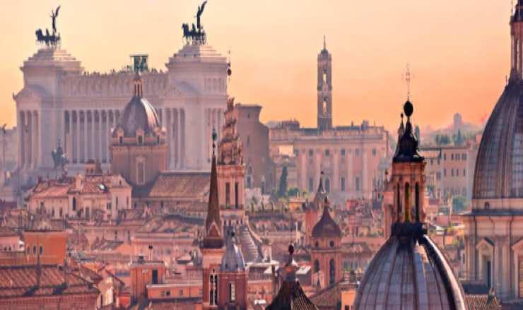 Meteo Roma del 14 08 2020 ore 06:10