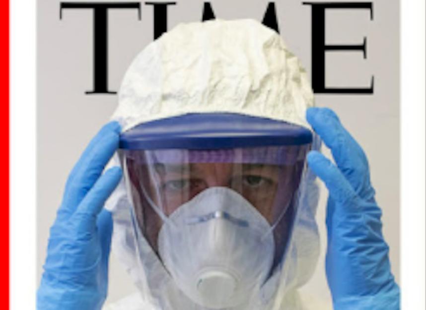 Coronavirus: Francesco Menchise, un anestesista italiano sul