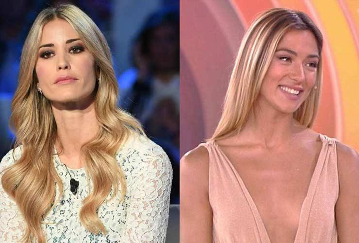 Guerra social tra Soleil e Elena Santarelli: