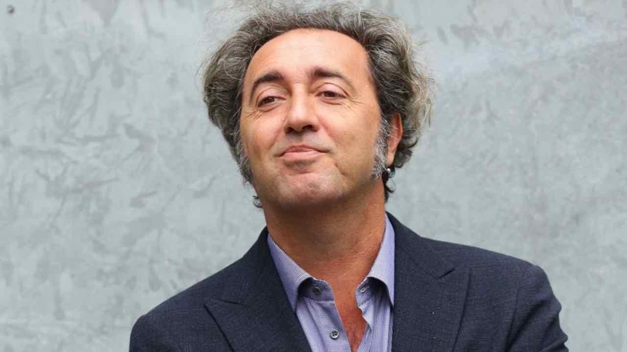Paolo Sorrentino | il regista commenta l'immagine del Papa n