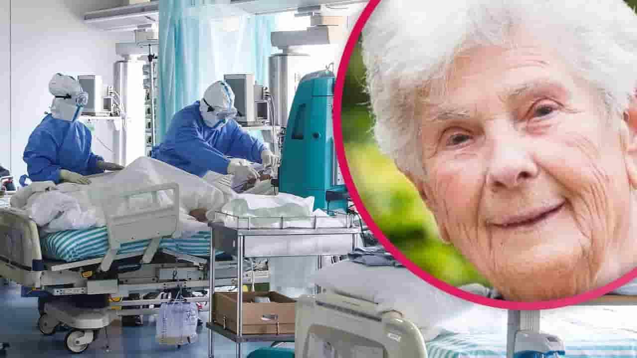 """Coronavirus, muore a 90 anni: """"Ho avuto una bella vita, date"""