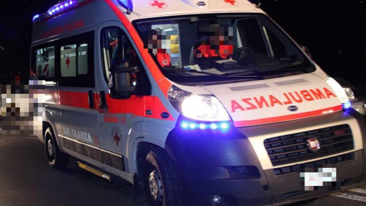 ambulanza egiziani lite