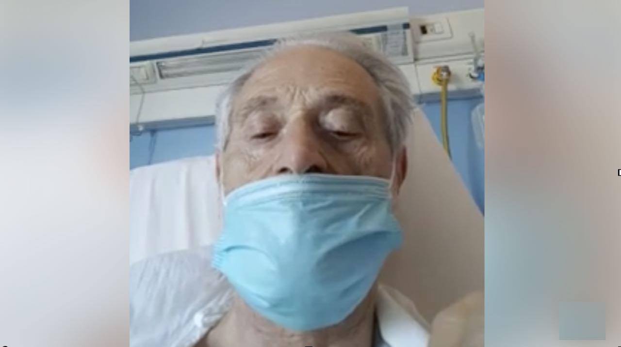 Amedeo Minghi, diretta dall'ospedale: