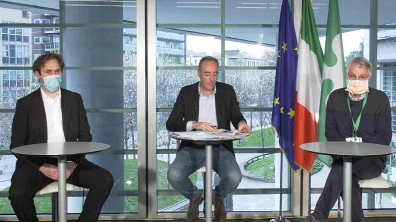 "Coronavirus, Gallera: ""Lombardia, dati confortanti"". Calano"
