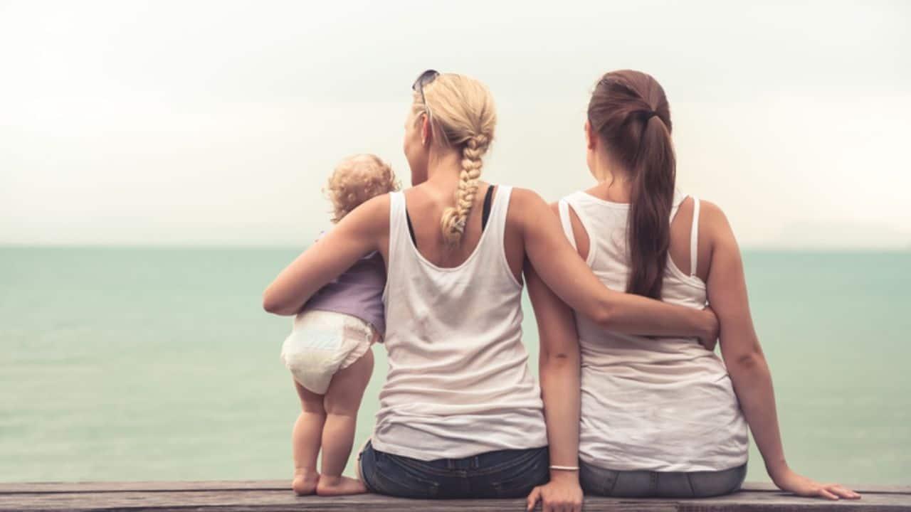 cassazione due mamme