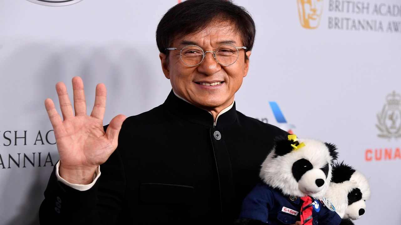 Jackie Chan | l'attore lascia un messaggio sul coronavirus p