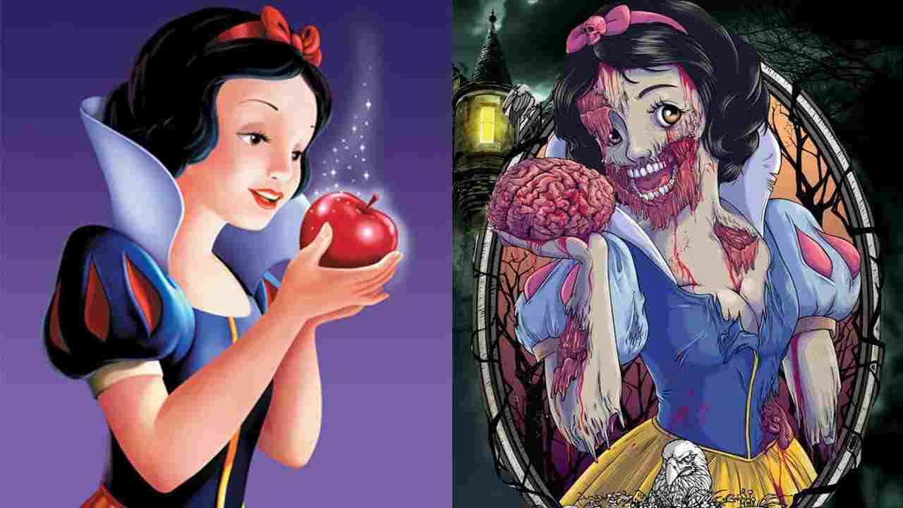 Disney in chiave horror | Non perdete la ricca e gustosa gal