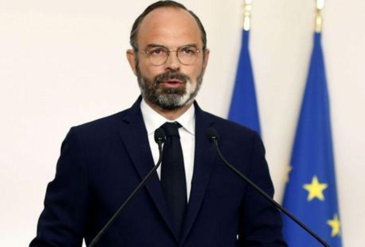 Dimissioni premier francese Edouard Philippe