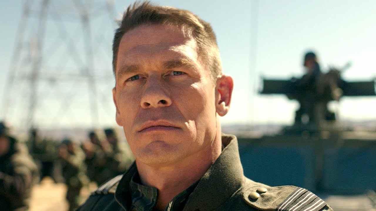 John Cena potrebbe vestire i panni di X O Manowar dell'Unive