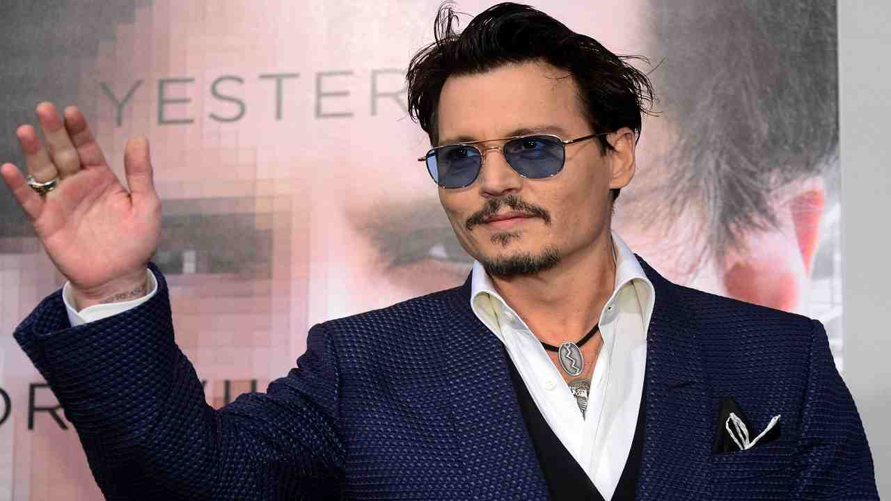 #iorestoacasa con MeteoWeek | 10 curiosità su Johnny Depp
