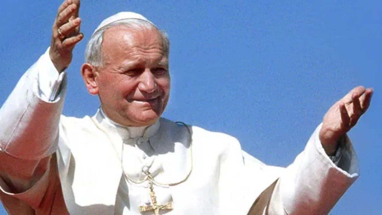 papa giovanni paolo ii