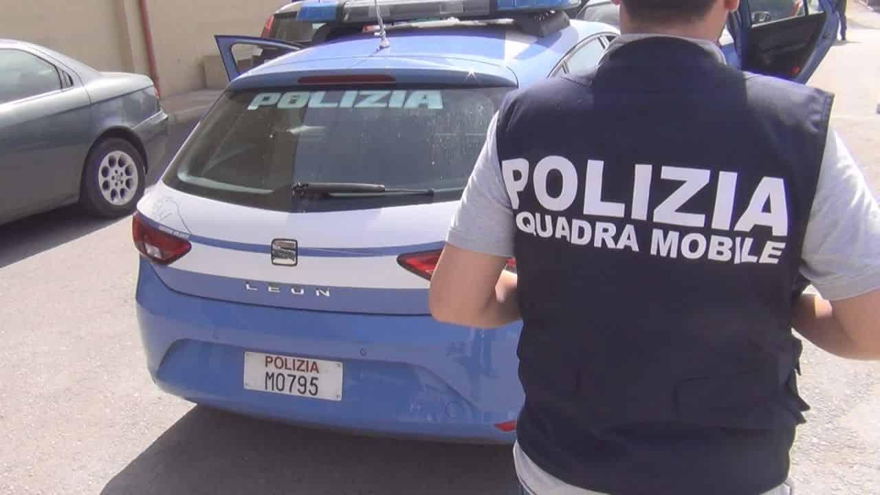 polizia squadra mobile - prostituta morta milano