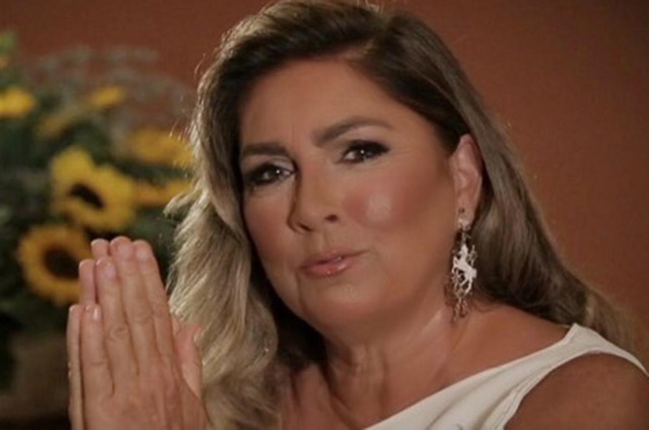 """Romina Power il ricordo di mamma Iolanda : """"In mezzo a quest"""