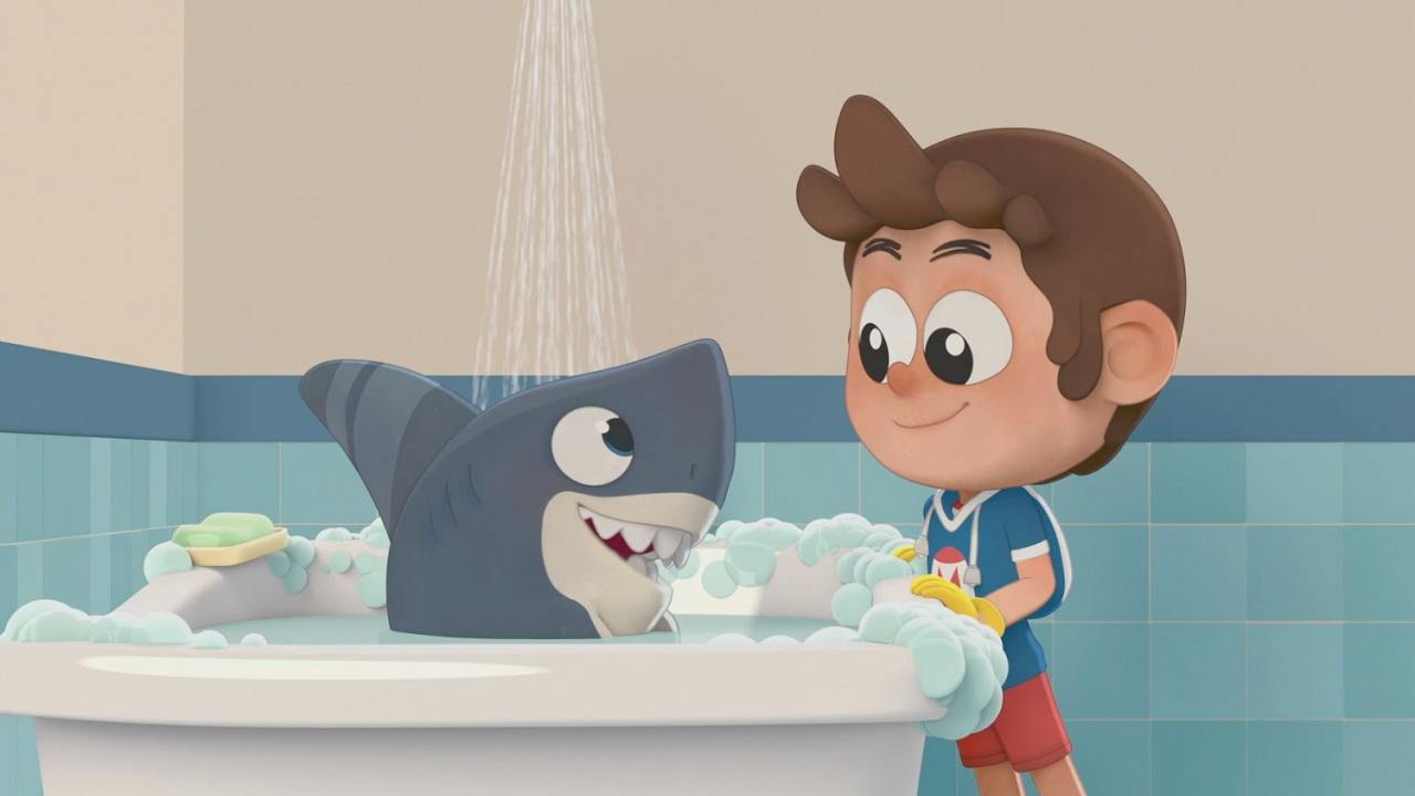 Sharkdog | Netflix ha ordinato una serie del cartoon di Max