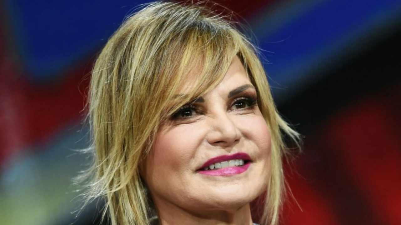 Simona Ventura splendida 55enne, ma la ricordate agli esordi