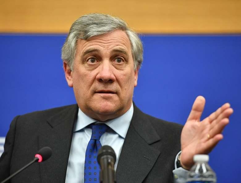 Intervista a tutto tondo Tajani, Forza Italia, Mes