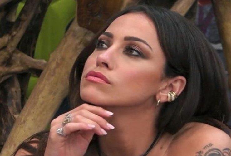 GF Vip | Adriana Volpe racconta l'ultima telefonata con suo suocero