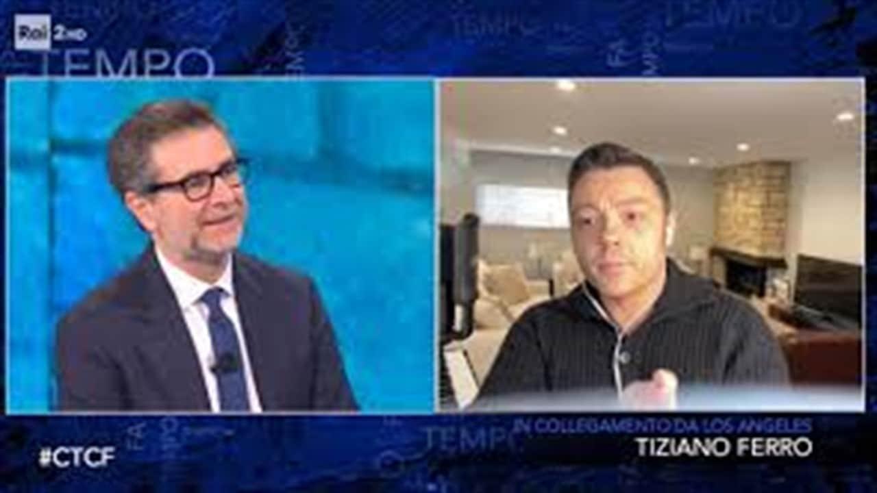 Tiziano Ferro:
