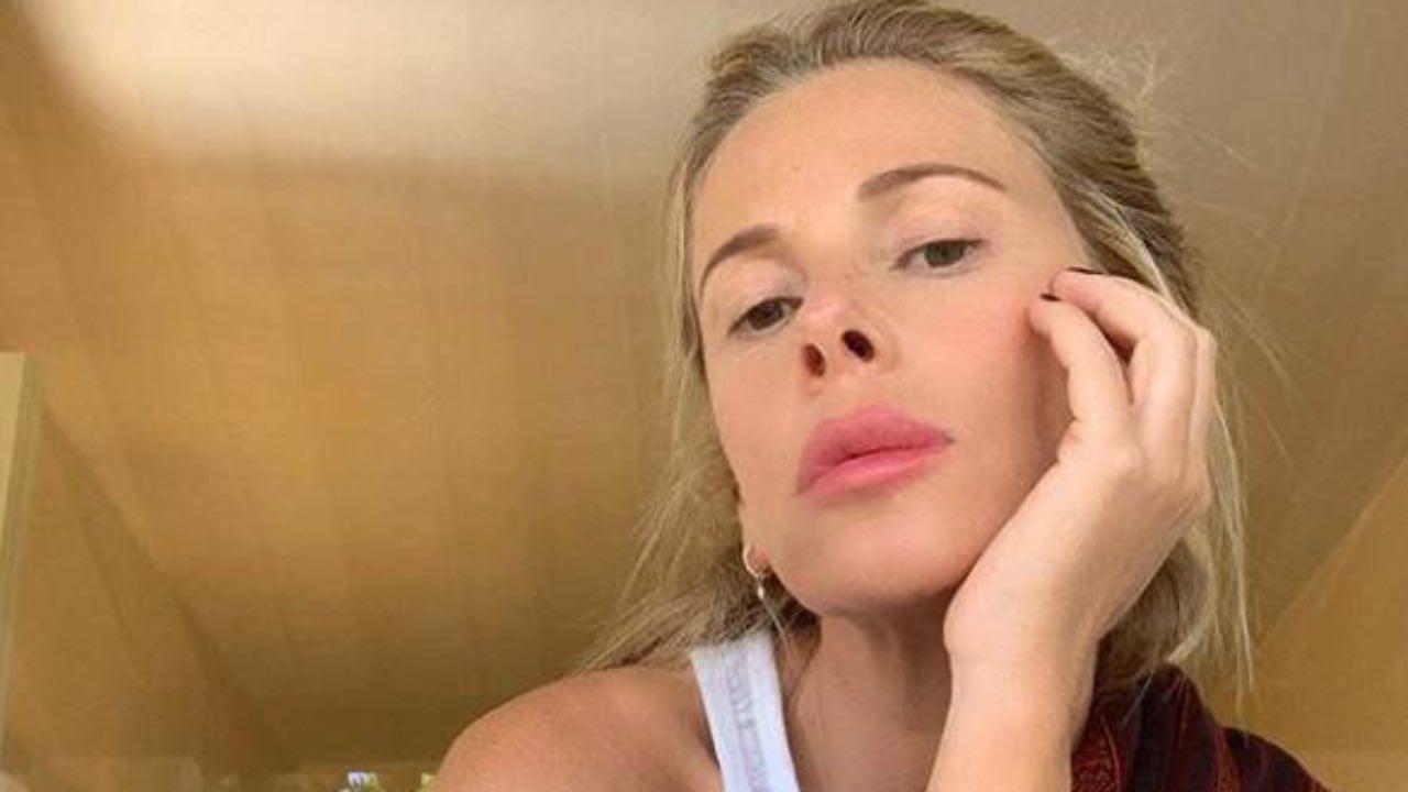 Alessia Marcuzzi verso il divorzio - meteoweek