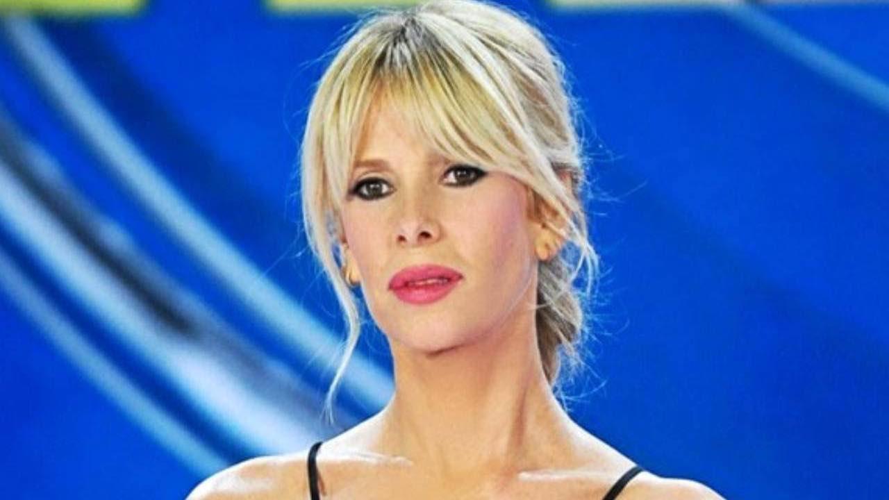 Alessia Marcuzzi quarantena e divorzio - meteoweek