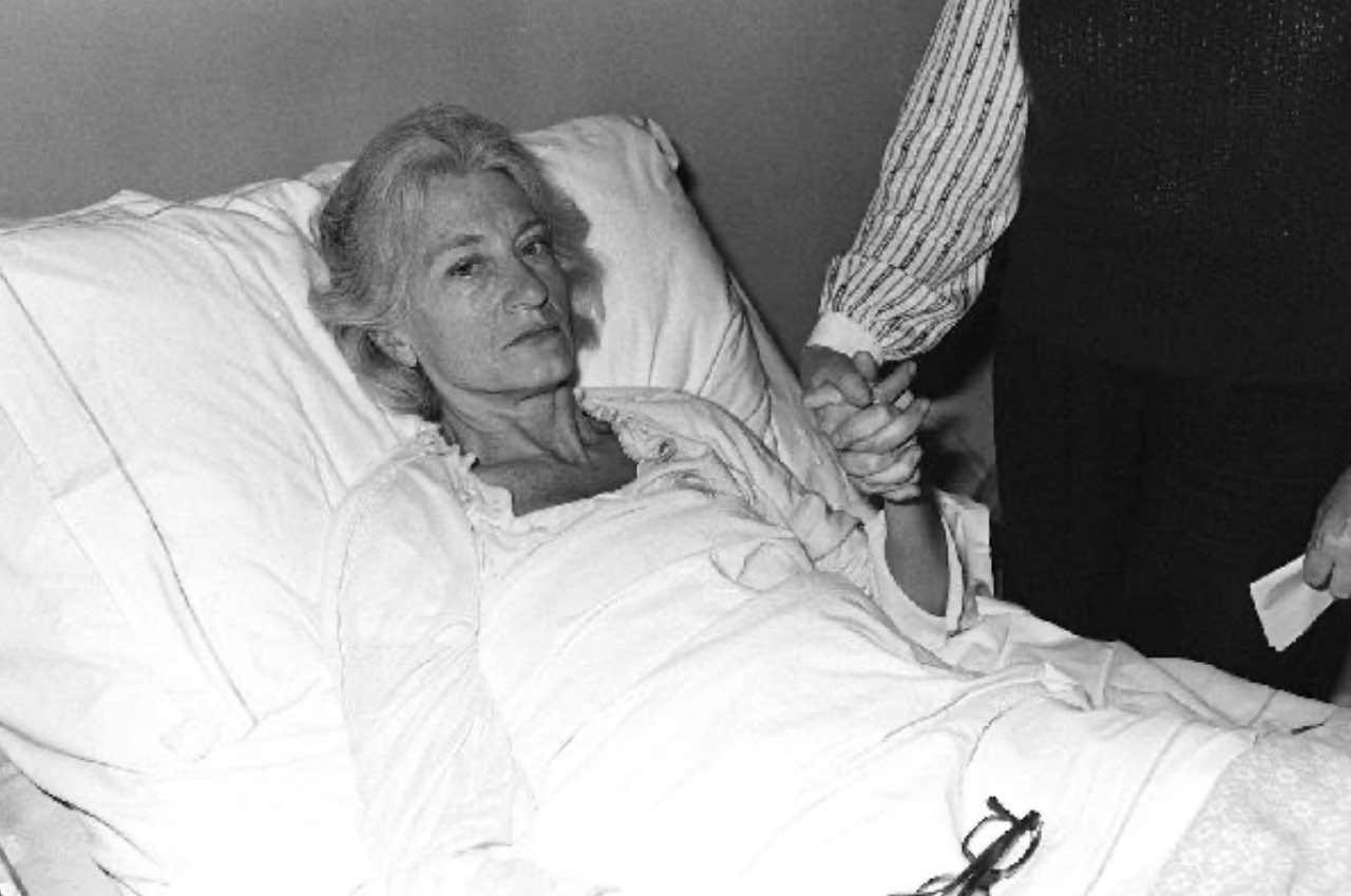 Morta Anna Bulgari |  fu rapita con il figlio nel 1983