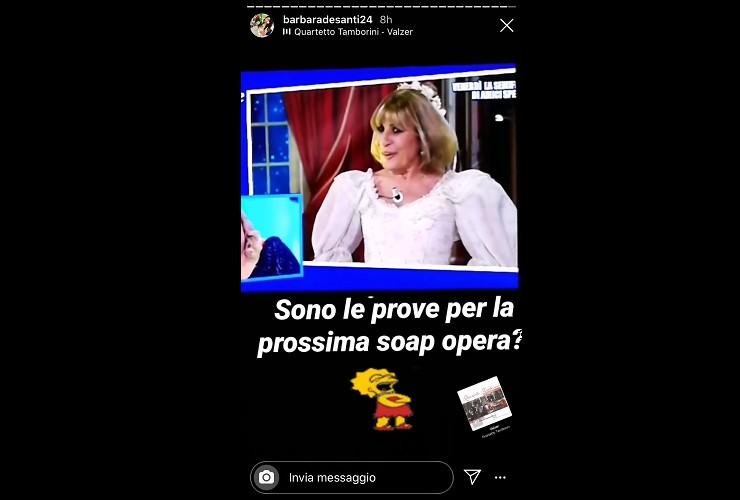 Barbara De Santi deride Gemma Galgani, è invidiosa? (Foto)