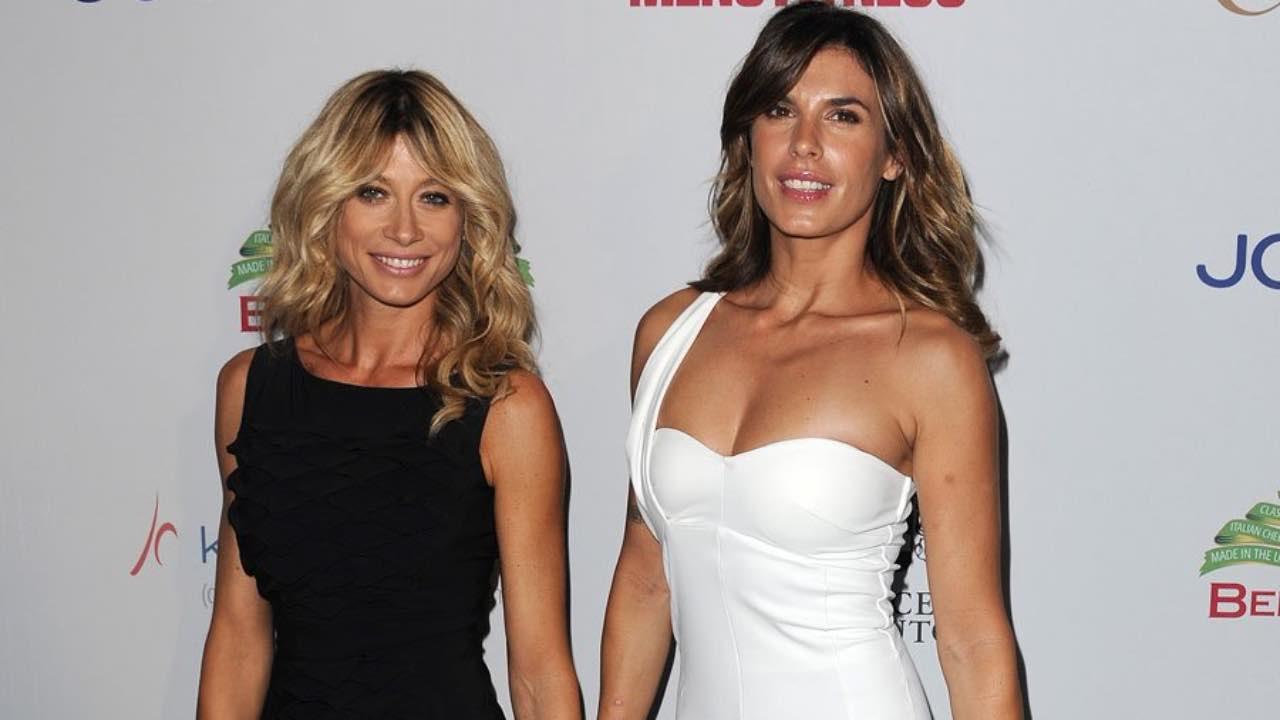 Elisabetta Canalis e Maddalena Corvaglia di nuovo insieme - meteoweek