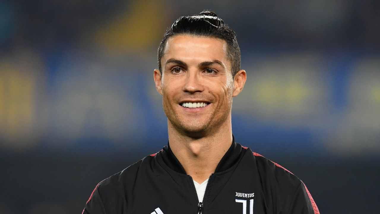 Cristiano Ronaldo , il prezzo del suo pigiama non è sfuggito