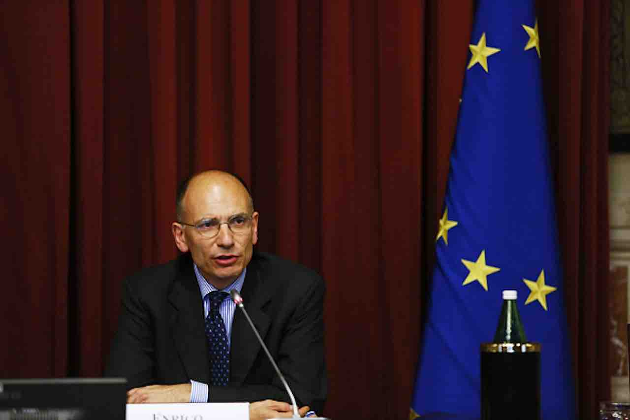 """Enrico Letta: """"fondi europei direttamente nelle tasche di ci"""
