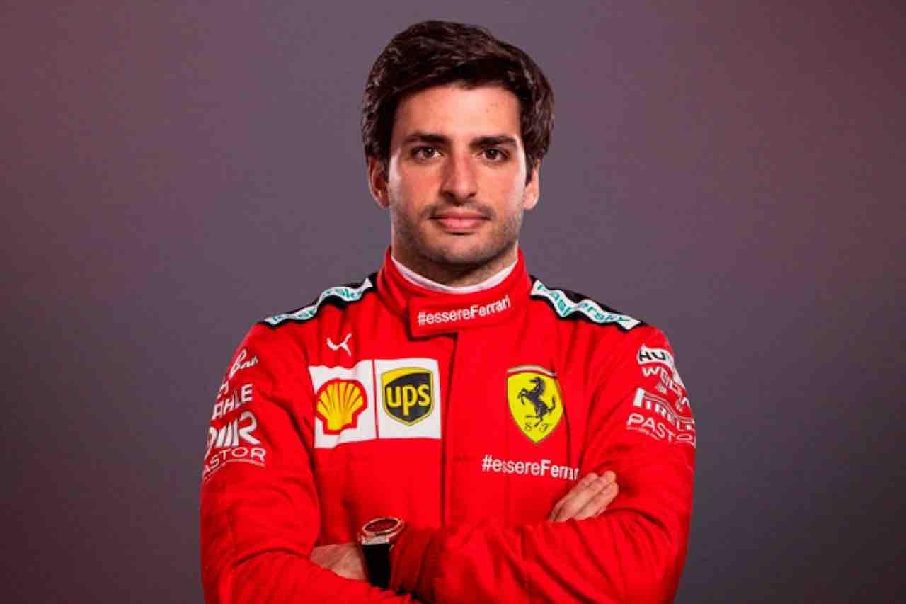 Ferrari- il nuovo pilota per la stagione 2021 è Carlos Sainz - meteoweek.com