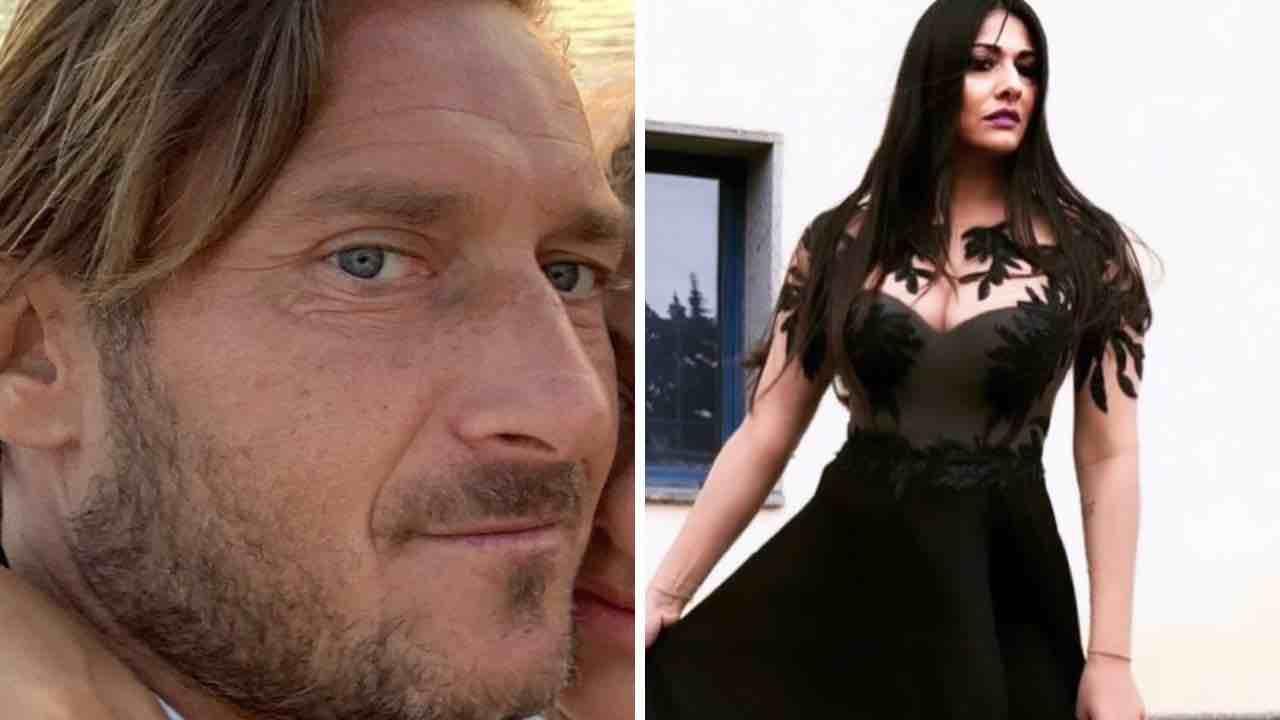 Maria Mazza e la storia d'amore con Totti: perchè è finita