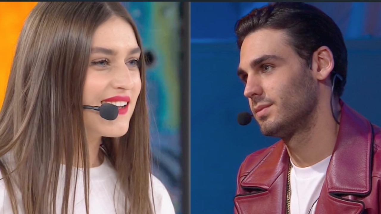 Gaia Gozzi e Alberto Urso gossip frenato - meteoweek