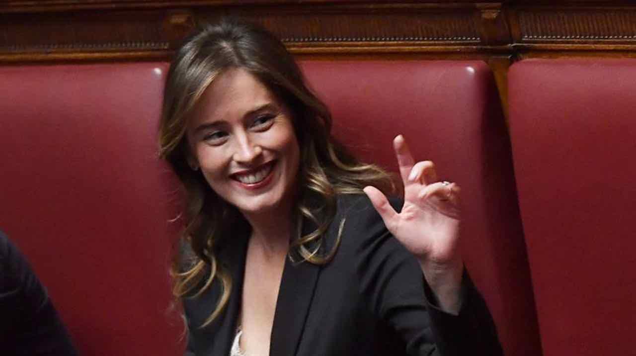 """Maria Elena Boschi e Giulio Berruti fidanzati """"in casa""""?"""