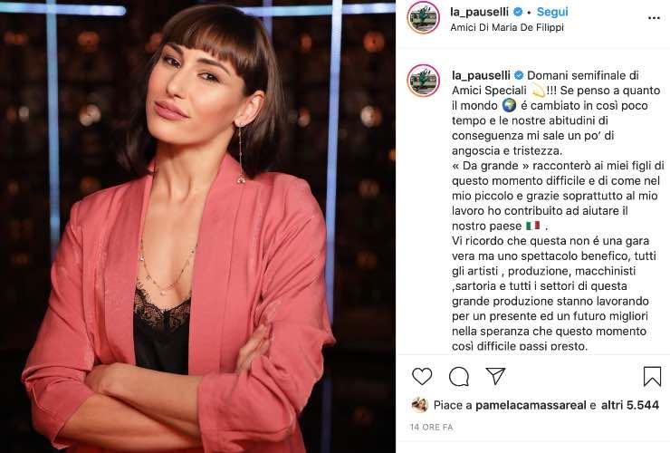 Giulia Pauselli Instagram - meteoweek