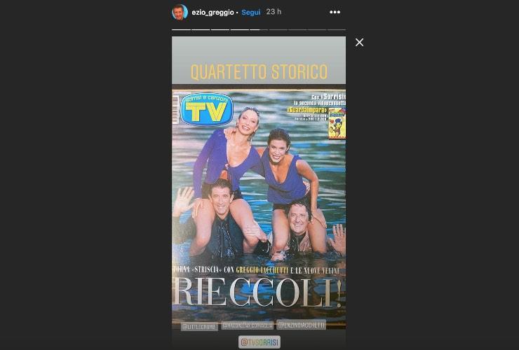 Ezio Greggio Instagram - meteoweek