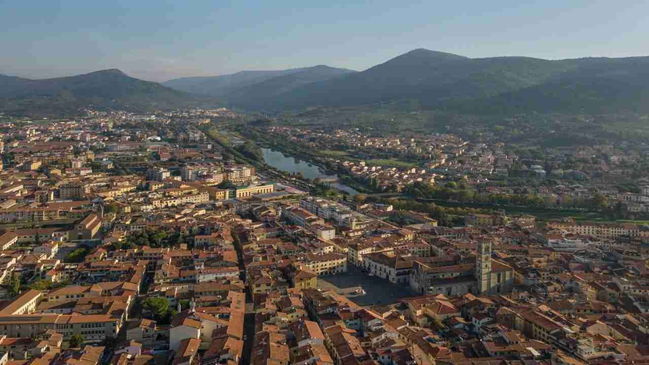 Meteo Prato oggi lunedì 25 maggio: tempo sereno