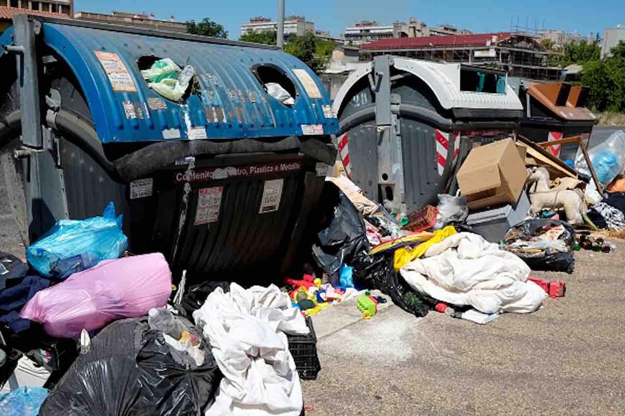 Traffico illecito di rifiuti tra Roma e Latina- 27 arresti (Getty) - meteoweek.com
