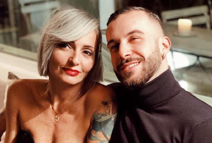 Veronica Peparini e Andreas Muller - meteoweek