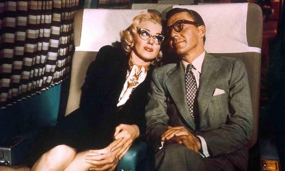 Stasera in tv   16 maggio   Come sposare un milionario con Marilyn ...