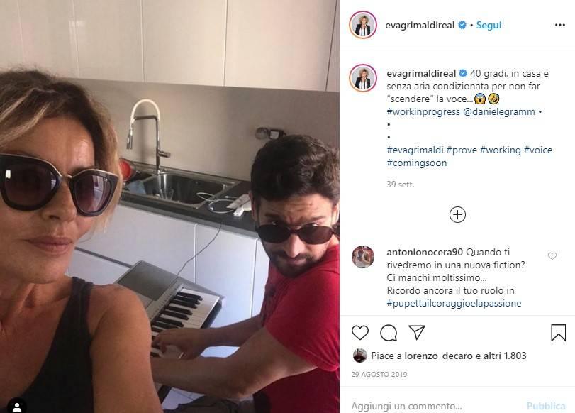 Eva Grimaldi Cucina-Meteoweek.com