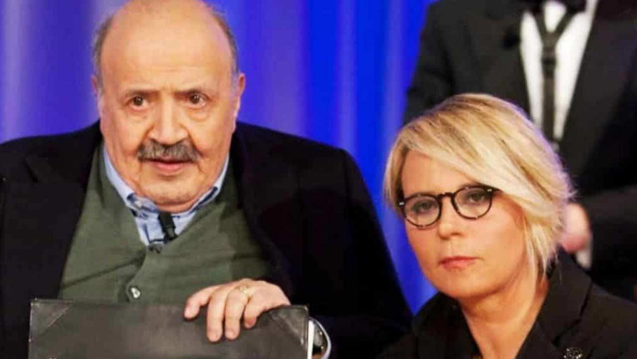 Maurizio Costanzo si spinge oltre: la confessione su Maria D