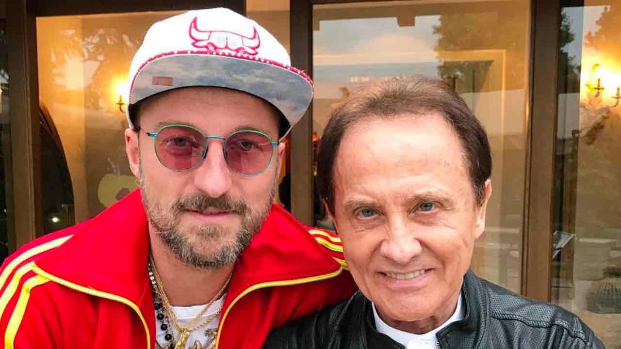 Francesco Facchinetti e Roby