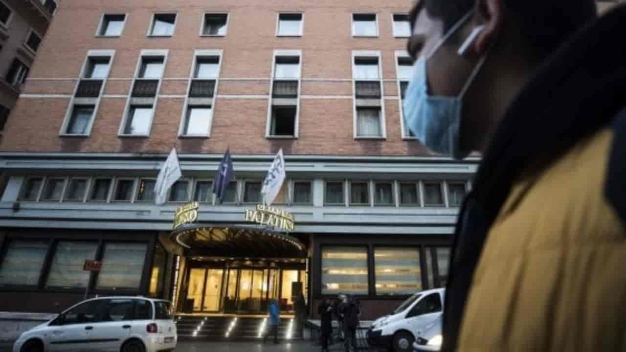 hotel chiusi covid
