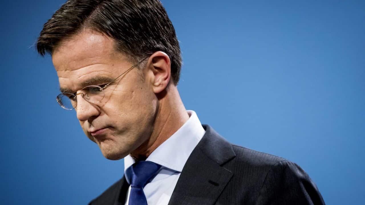 mark rutte - premier olandese - muore la madre