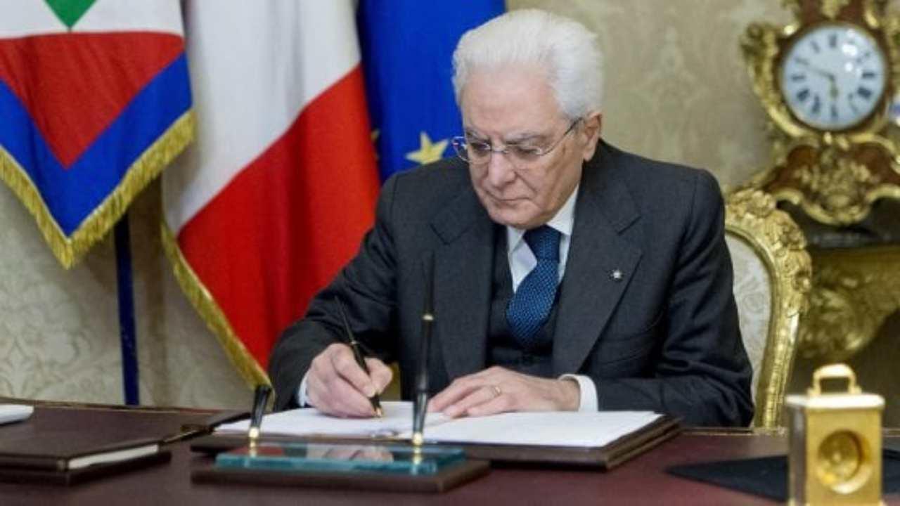 """Mattarella: """"Csm, situazione grave: è necessaria una riforma"""