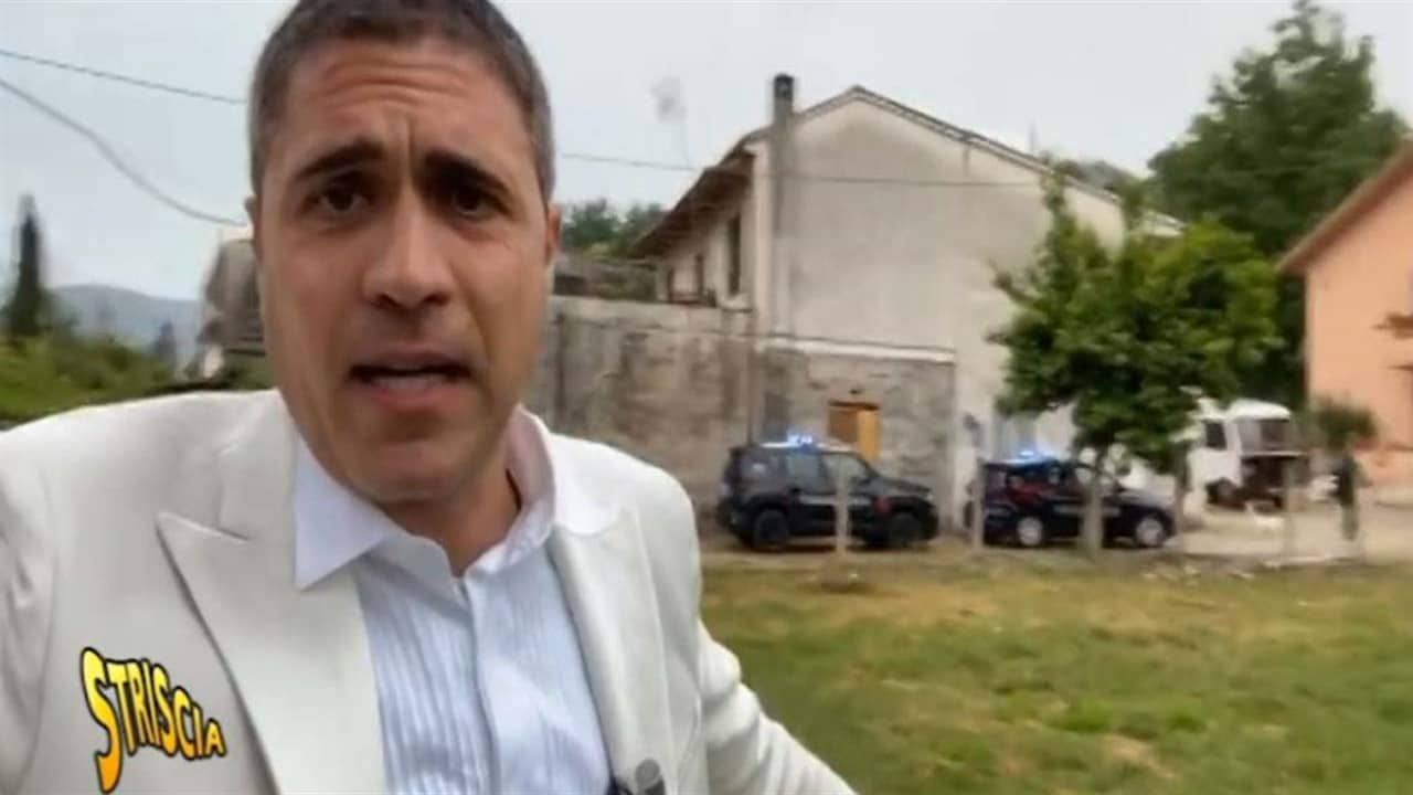 Striscia La Notizia, Moreno Morello aggredito da Sandokan: d